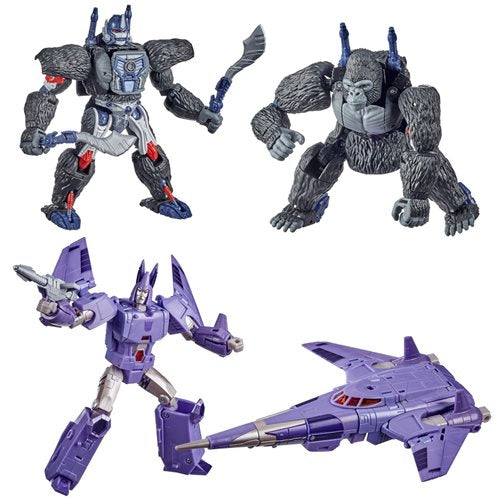 Transformers Generations Kingdom Voyager Wave 1 Set of 2 - JANUARY 2021
