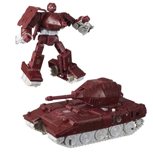Transformers War for Cybertron Kingdom Deluxe Warpath - JANUARY 2021