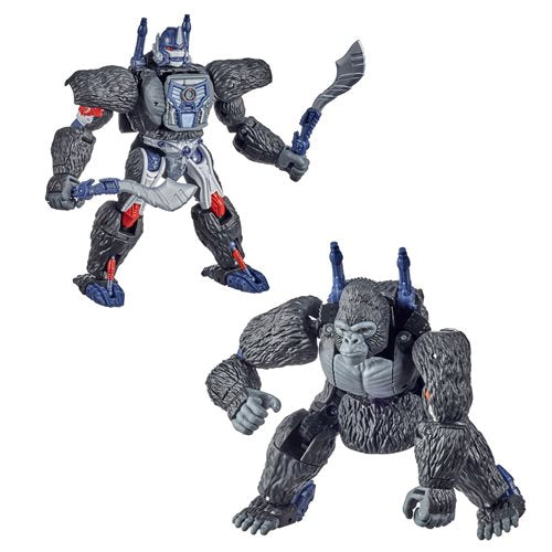 Transformers War for Cybertron Kingdom Voyager Optimus Primal - JANUARY 2021