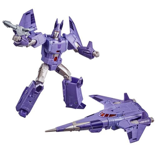 Transformers War for Cybertron Kingdom Voyager Cyclonus - Q1 2021