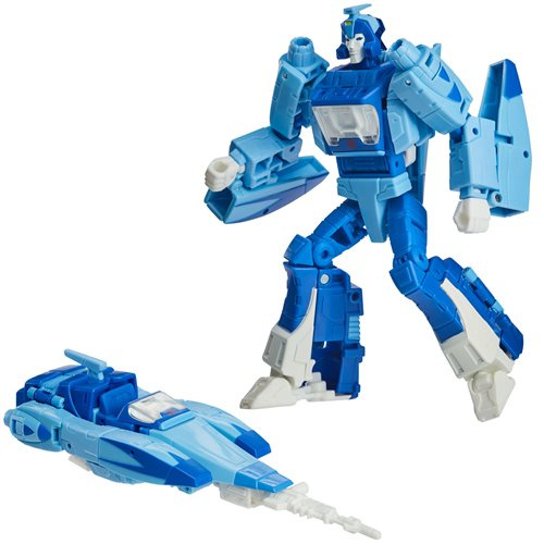 Transformers Studio Series 86-03 Deluxe Autobot Blurr - FEBRUARY 2021