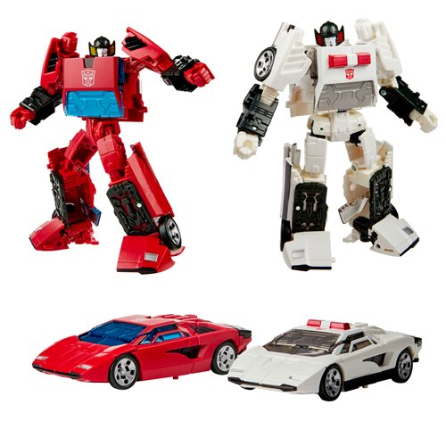Transformers Generations Selects Deluxe Spinout and Cordon 2-Pack - DECEMBER 2020