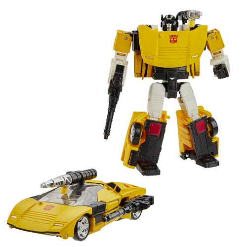 Transformers Generations Selects War for Cybertron Deluxe Tigertrack - Exclusive - OCTOBER 2020