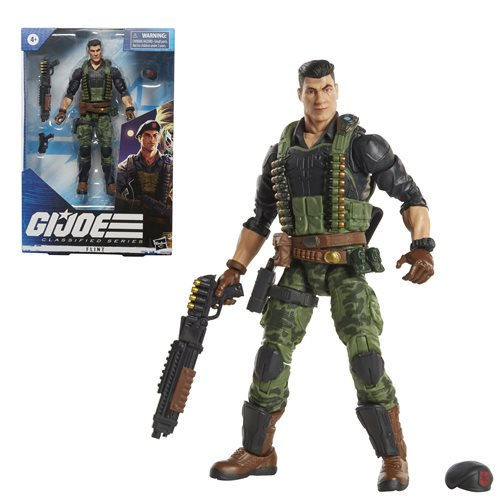 G.I. Joe Classified Series 6-Inch Flint Action Figure - JULY 2021
