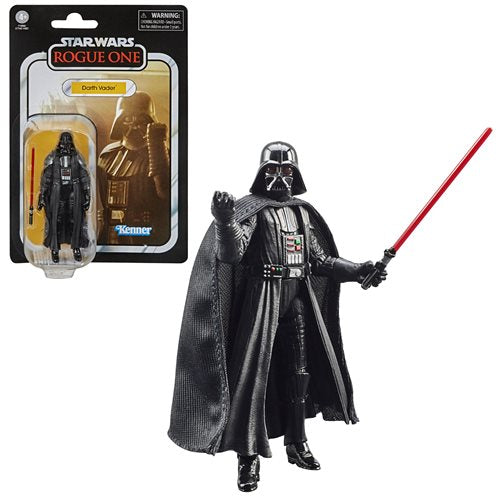 Star Wars The Vintage Collection Darth Vader (Rogue One) 3 3/4-Inch Action Figure - JANUARY 2021