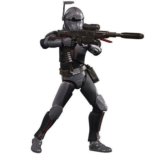 Star Wars The Black Series Bad Batch Clone Crosshair 6-Inch Action Figure - APRIL 2021