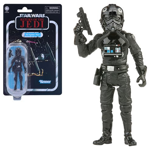 Star Wars The Vintage Collection Imperial TIE Fighter Pilot 3 3/4-Inch Action Figure - MARCH 2021
