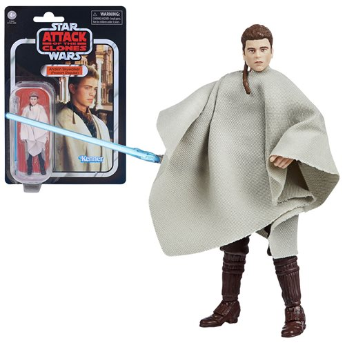 Star Wars The Vintage Collection Anakin Skywalker (Peasant Disguise) 3 3/4-Inch Action Figure - MARCH 2021