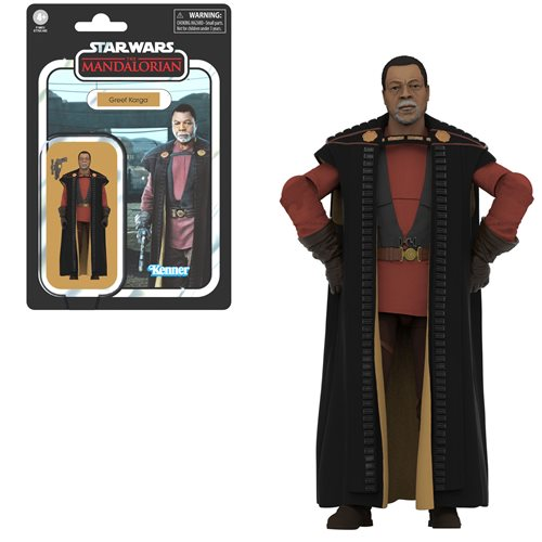Star Wars The Vintage Collection Greef Karga 3 3/4-Inch Action Figure - MAY 2021
