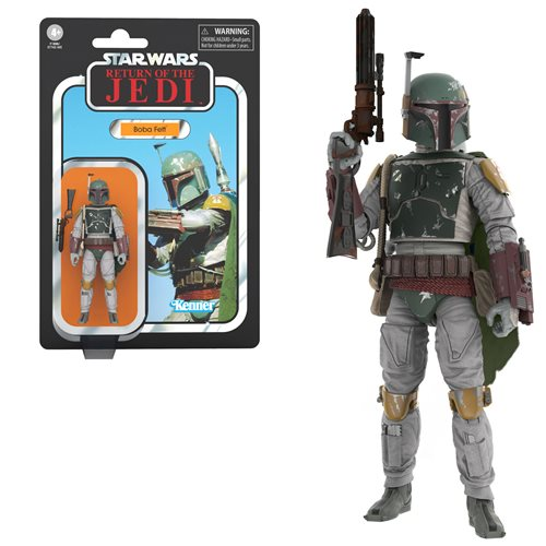 Star Wars The Vintage Collection Boba Fett (ROTJ) 3 3/4-Inch Action Figure - MAY 2021
