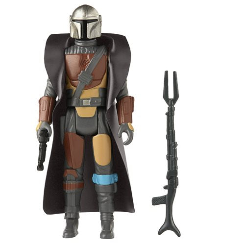 Star Wars The Retro Collection The Mandalorian 3 3/4-Inch Action Figure - MAY 2021