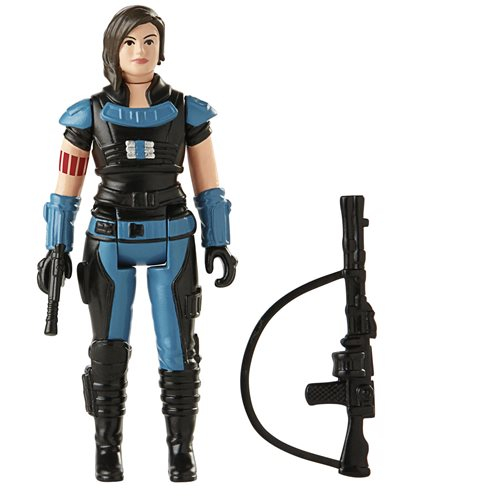 Star Wars The Retro Collection Cara Dune 3 3/4-Inch Action Figure - MAY 2021
