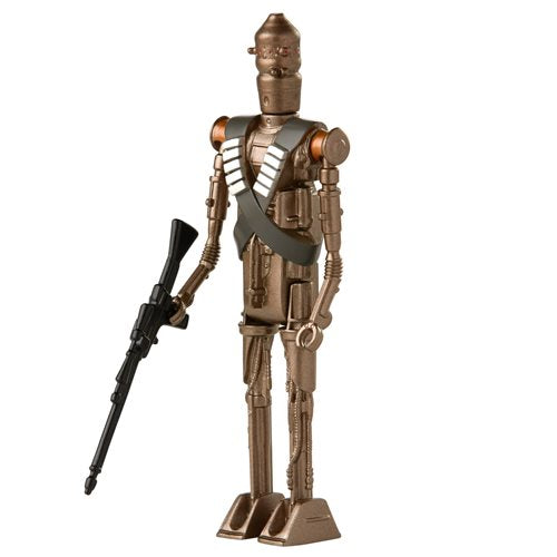 Star Wars The Retro Collection IG-11 3 3/4-Inch Action Figure - MAY 2021