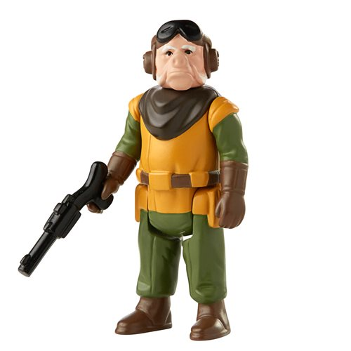 Star Wars The Retro Collection Kuiil 3 3/4-Inch Scale Action Figure - MAY 2021