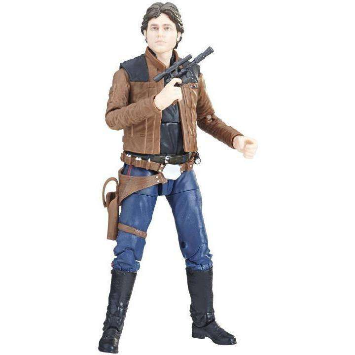 "Star Wars: The Black Series 6"" Wave 16 - Han Solo"