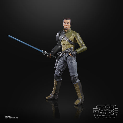 Star Wars The Black Series Rebels Kanan Jarrus 6-Inch Action Figure - SEPTEMBER 2020