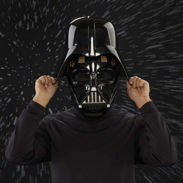 Star Wars: The Black Series - Darth Vader Electronic Wearable Helmet
