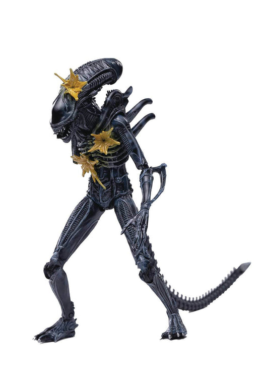 Aliens Battle Damage Alien Warrior PX 1/18 Scale Figure - AUGUST 2021