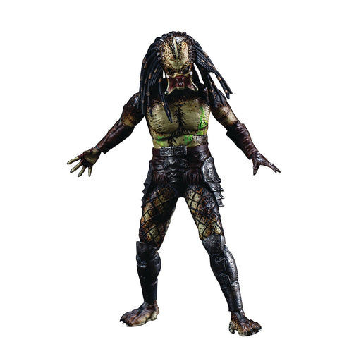 The Crucified Predator Previews Exclusive Figure - NOVEMBER 2020