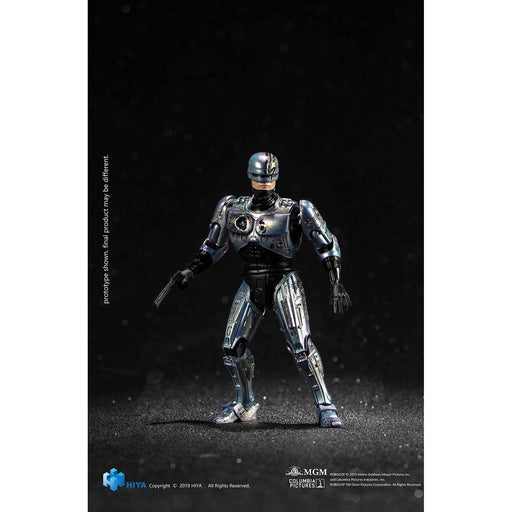 RoboCop 2 RoboCop (Battle Damaged) PX Previews Exclusive Figure - NOVEMBER 2020