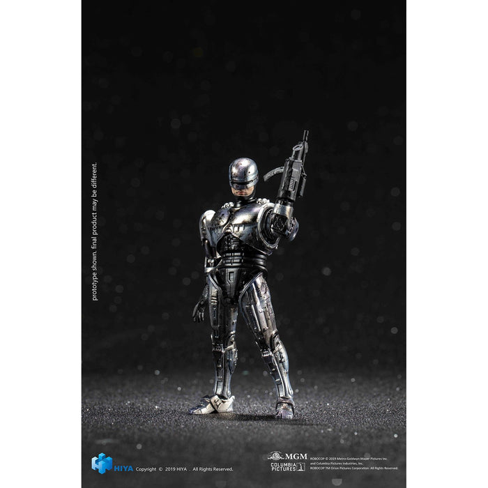 RoboCop 3 RoboCop (Battle Damaged) PX Previews Exclusive Figure - NOVEMBER 2020