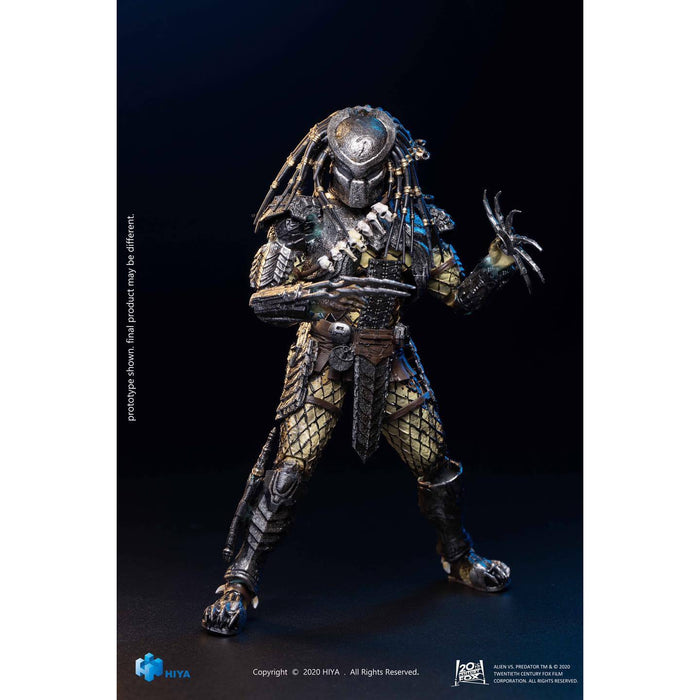Alien vs Predator – Scar Predator 1/18 Scale Figure - MARCH 2021