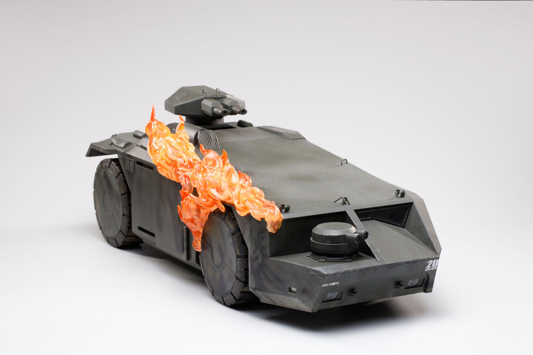 Aliens Burning Armored Personnel Carrier PX 1/18 Scale Vehicle - NOVEMBER 2021