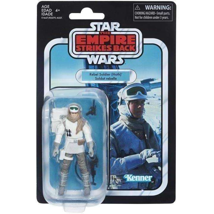"Star Wars: The Vintage Collection 3.75"" Wave 1 - Hoth Rebel Trooper"