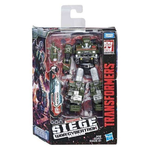 Transformers: Generations - War For Cybertron Siege Deluxe Wave 1 - Hound