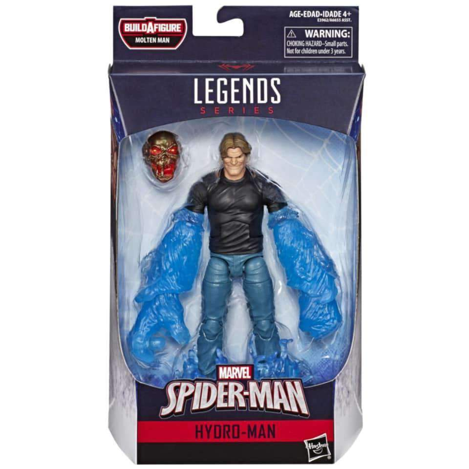 Amazing Spider-Man Marvel Legends Wave 12 - Hydro-Man - MAY 2019