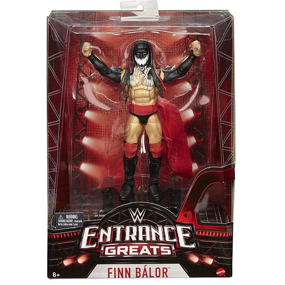 WWE Wrestling Entrance Greats Finn Balor Action Figure - OCTOBER 2018
