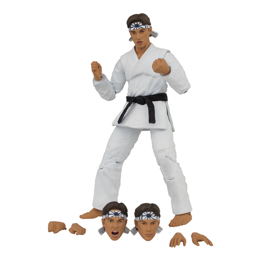 Karate Kid Daniel Larusso 6-Inch Scale Action Figure - DECEMBER 2020