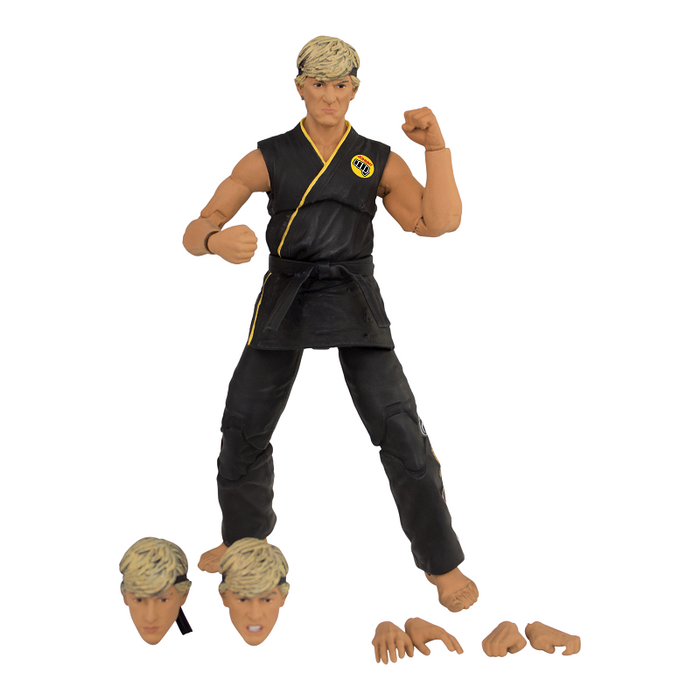 Karate Kid Johnny Lawrence 6-Inch Scale Action Figure - Q1 2021