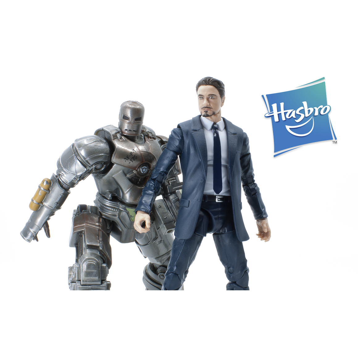 Marvel Legends MCU 10th Anniversary Tony Stark and Iron Man Mark I 6-Inch Action Figures - OCTOBER 2019