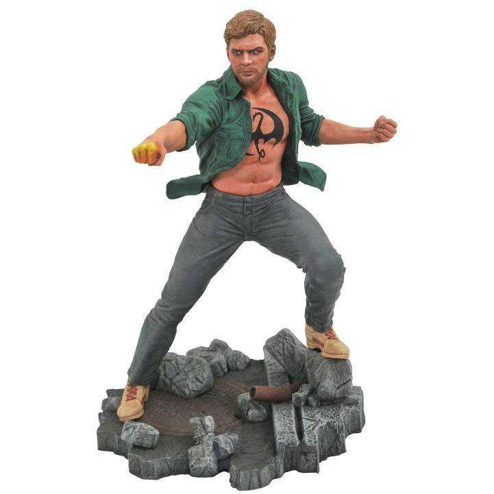 Marvel Iron Fist Gallery Statue - APRIL 2018