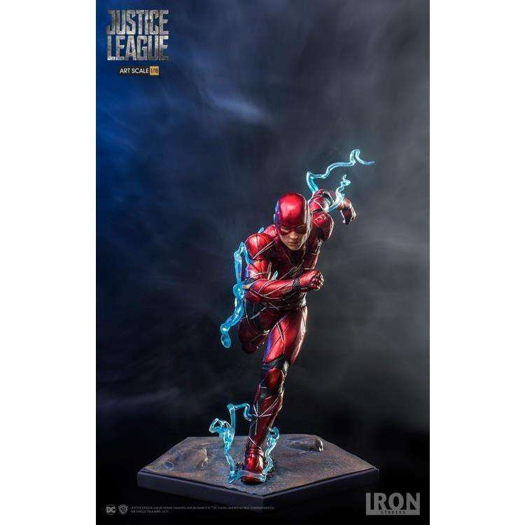 Justice League - The Flash 1/10 Scale Art Statue -  Q2 2018