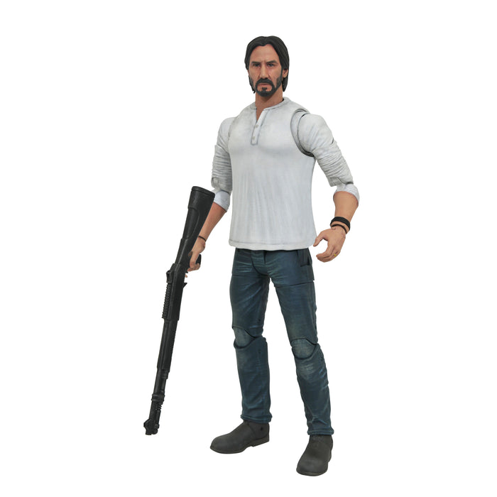 John Wick 3 Select Casual Figure - AUGUST 2020