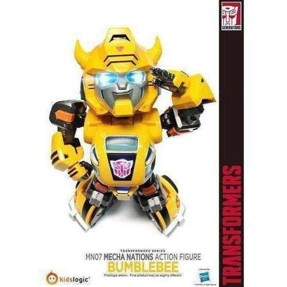Transformers Mecha Nations MN-07 Bumblebee - AUGUST 2018