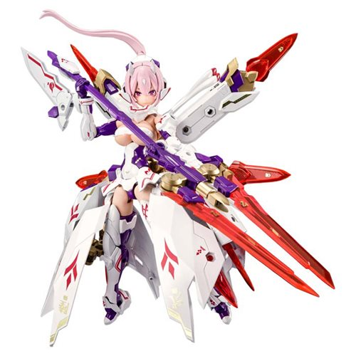 Megami Device Asra Nine-Tails Model Kit - APRIL 2020
