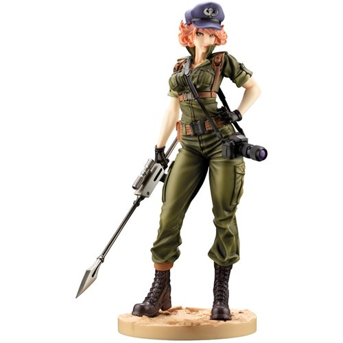 G.I. Joe Lady Jaye Bishoujo Statue - MAY 2020