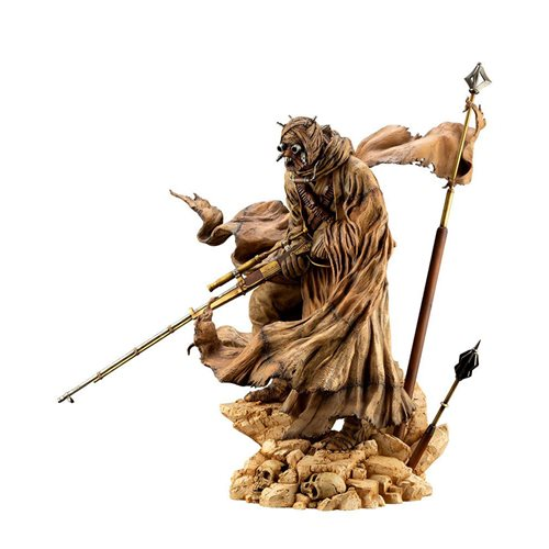 Star Wars: A New Hope Tusken Raider Barbaric Desert Tribe ARTFX Artist Series 1:7 Scale Statue - MARCH 2021