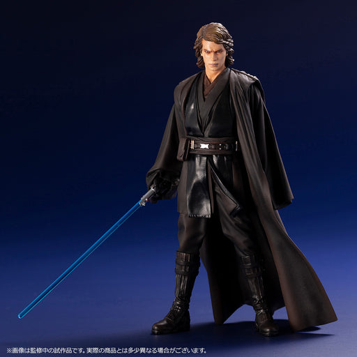 Star Wars: Revenge of the Sith – Anakin Skywalker ARTFX+ Statue - MAY 2020