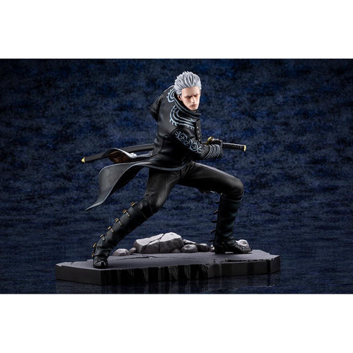 Devil May Cry 5 – Vergil ARTFX J Statue - JUNE 2020