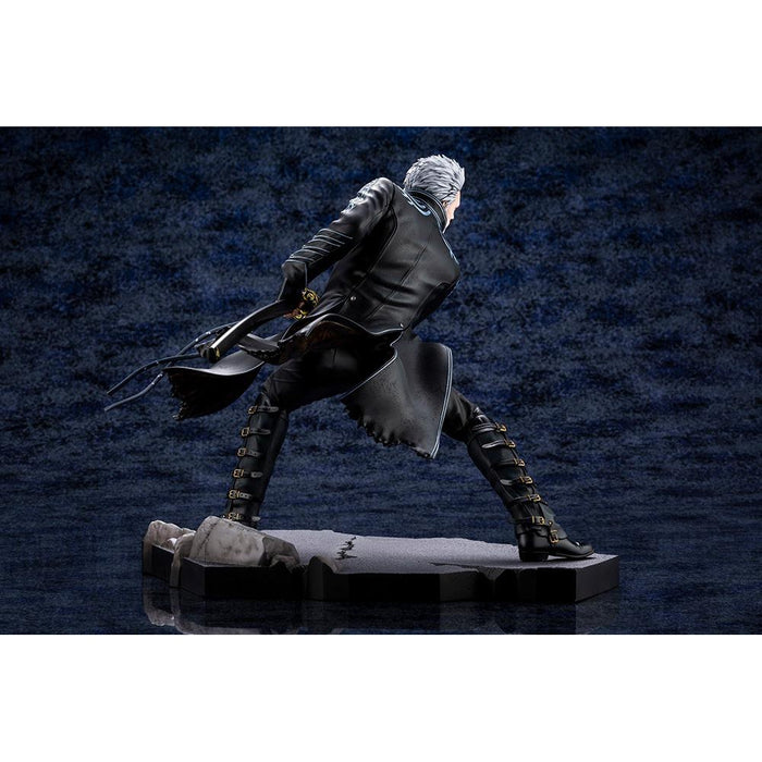 Devil May Cry 5 – Vergil ARTFX J Statue - SEPTEMBER 2020