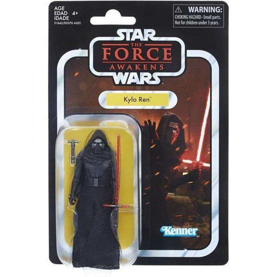 "Star Wars: The Vintage Collection 3.75"" Wave 1 - Kylo Ren Action Figure"