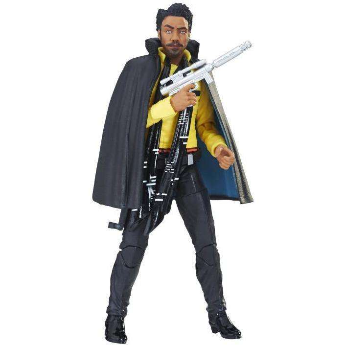 "Star Wars: The Black Series 6"" Wave 16 - Lando Calrissian"