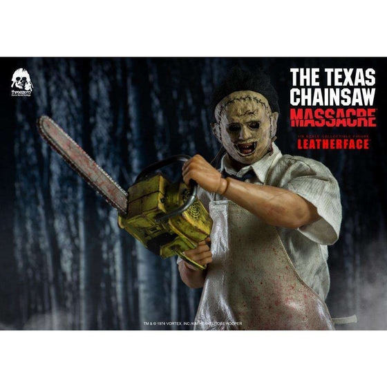 The Texas Chainsaw Massacre Leatherface 1/6 Scale Collectible Figure - Q4 2018