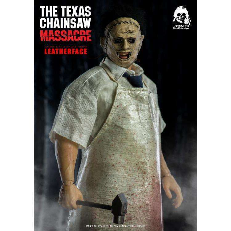 the texas chainsaw massacre leatherface 1 6 scale collectible figure