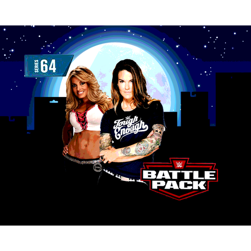 WWE Battle Packs Series 64 - Trish Stratus & Lita 2-Pack - MARCH 2020