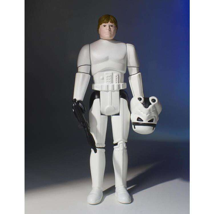 Star Wars Kenner Jumbo Figure - Luke in Stormtrooper Disguise (Power of the Force) - Q4 2018